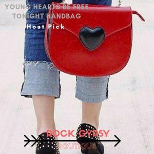 💌! Young Hearts be free handbag!